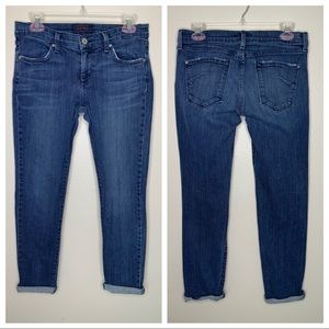 James Jeans Neo Beau Straight Dark Jeans 28